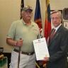 # 0507 5[1].25.07 Winston-Salem Mayor Allen Joines Presents MR. Diabetes(R) with Proclamation