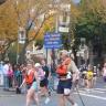 Mr D & Ellen into Central Park Close UP