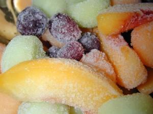 Food - frozen fruit