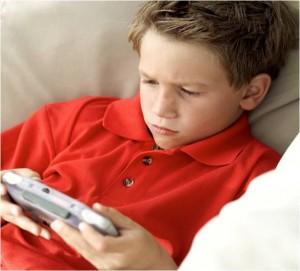 KIDD - Boy couch potato