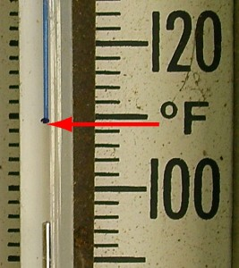 RFS - thermometer