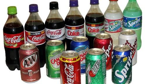 Food - soft drinks