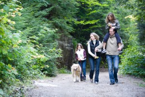 Physical Activity - Family Walk