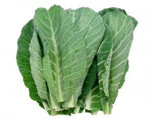 food - collard greens